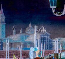 Venice V Sticker