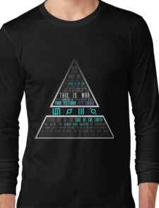 30 Seconds To Mars Long Sleeve T-Shirt