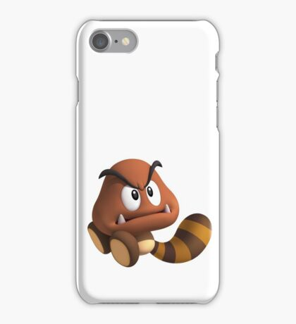 goomba iPhone Case/Skin