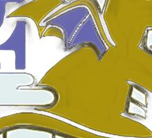 Pokemon Charixad Sticker
