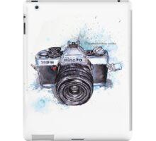 Minolta camera iPad Case/Skin