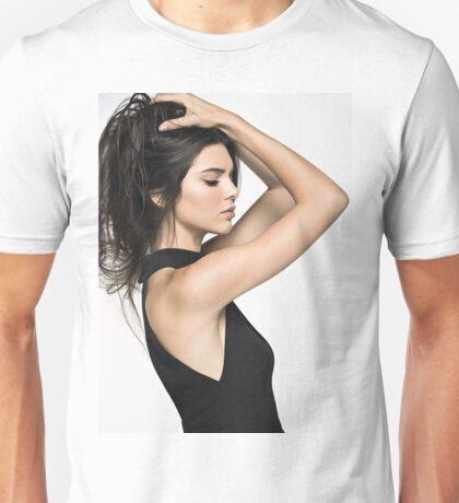 Kendall Jenner Hair 2 Unisex T-Shirt