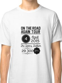 4th April - The Sevens Stadium OTRA Classic T-Shirt