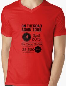 4th April - The Sevens Stadium OTRA Mens V-Neck T-Shirt