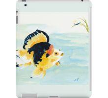 Goldfish iPad Case/Skin