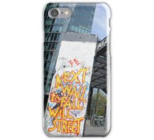 Berlin Wall - Potsdamer Platz iPhone Case/Skin