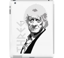 Theta Sigma Three iPad Case/Skin