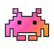 Space Invaders by hinomaru17