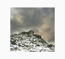 Ominous Clouds Over Beacon Hill, Leicestershire. Unisex T-Shirt