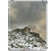 Ominous Clouds Over Beacon Hill, Leicestershire. iPad Case/Skin