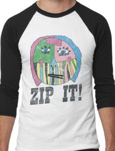 ZIP IT!  Men's Baseball ¾ T-Shirt