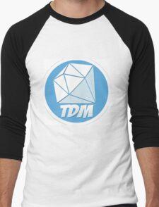 DanTDM Men's Baseball ¾ T-Shirt