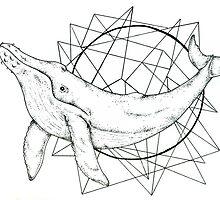 Whale by Wronska
