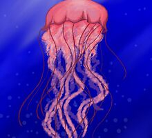 jellyfish by dewrong