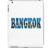 Bangkok iPad Case/Skin