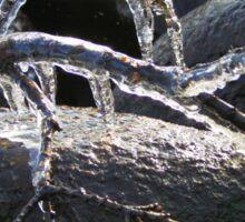 Ice Sculpture Sticker