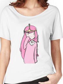 Adventure Time- Princess Bubblegum Women's Relaxed Fit T-Shirt