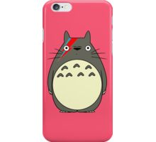 Totoro Bowie iPhone Case/Skin