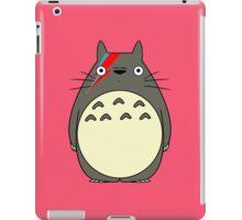 Totoro Bowie Parody iPad Case/Skin
