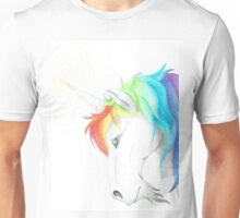 Mystical Rainbow Unicorn Unisex T-Shirt