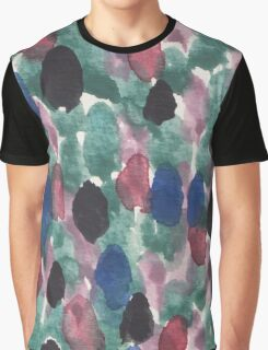Colorful dots Graphic T-Shirt