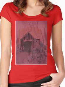 The Old Dirt Road Women's Fitted Scoop T-Shirt