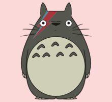 Totoro Bowie Parody Kids Tee