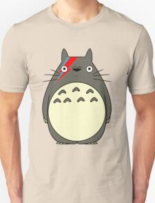Totoro Bowie T-Shirt