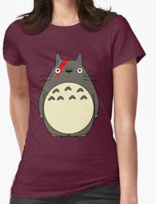 Totoro Bowie Parody T-Shirt