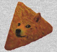 Doge Doritos In Space Kids Tee