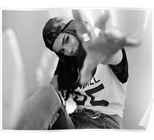Kendall Jenner Reach Poster