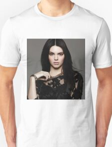 Kendall Jenner Gem Unisex T-Shirt