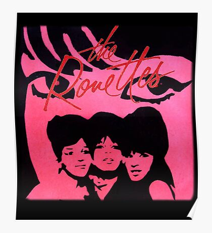 The Ronettes Poster