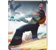 Infamous 2 Poster iPad Case/Skin