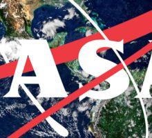 NASA Close to Home / Earth Sticker