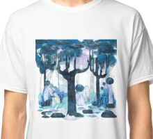 Nightime Forest Classic T-Shirt