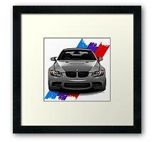 Awesome BMW MPerformance Framed Print