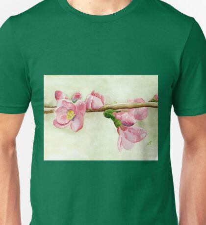Pink Dogwood Unisex T-Shirt