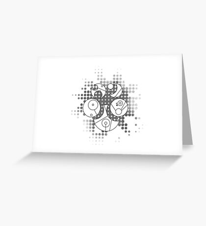 Just make it a good one! Greeting Card