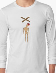Just a Puppet on a Lonely String Long Sleeve T-Shirt