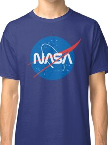 NASA Future Retro Classic T-Shirt