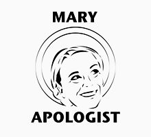 Mary Apologist (w/ halo) Unisex T-Shirt