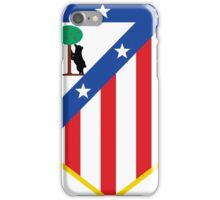 atletico madrid iPhone Case/Skin