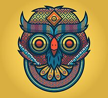 Owl by Orce
