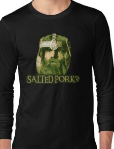 Salted Pork Long Sleeve T-Shirt
