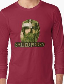 Salted Pork Long Sleeve T-Shirt