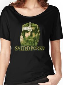 Salted Pork Women's Relaxed Fit T-Shirt