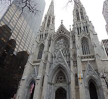 St. Patrick's Cathedral by zoecul