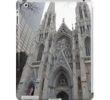 St. Patrick's Cathedral iPad Case/Skin