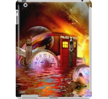 Wrong Turn Halfway Past Arcturus iPad Case/Skin